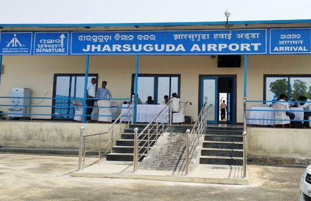Odisha's Jharsuguda Airport to Be Inaugurated on 22 Sept