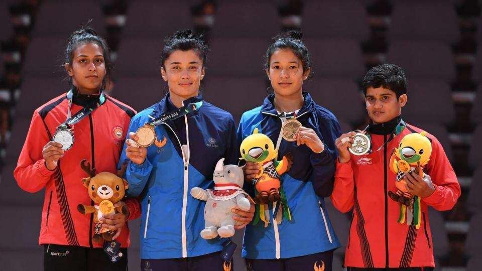 Pincky Balhara, Malaprabha Jadhav beat all odds to win silver, bronze in kurash