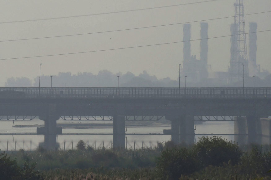 Delhi Records Second Highest Pollution Level of the Year