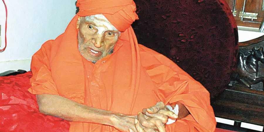 Siddaganga Mutt seer Shivakumara passes away at 111