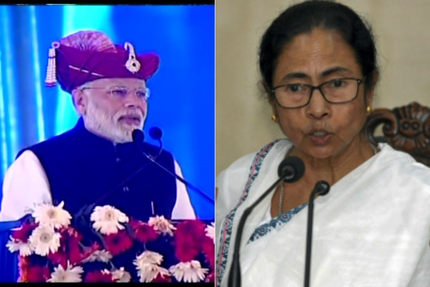 Mamata Returns Painting Fire With Dare for Modi, Defamation Notice for Amit Shah
