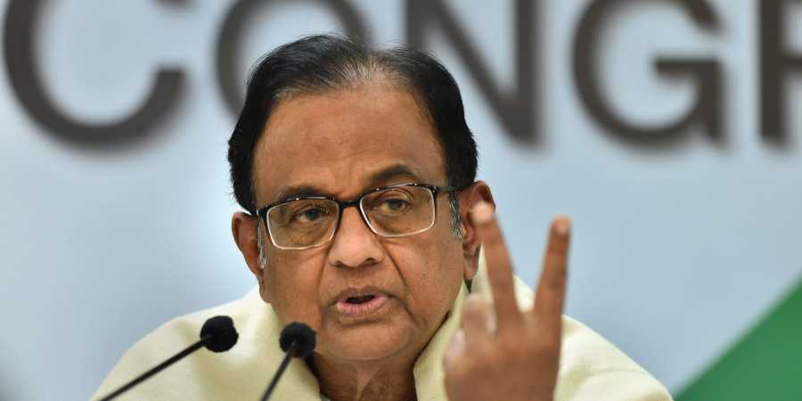 Interim budget not a vote on account but an account for votes : P Chidambaram