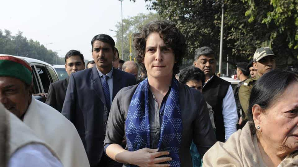 Priyanka Gandhi Vadra flays UP, Uttarakhand govts for allowing illicit liquor trade to flourish