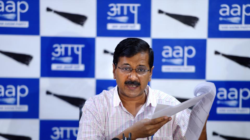 'If Modi returns, Amit Shah will be Home Minister', says Kejriwal in Goa