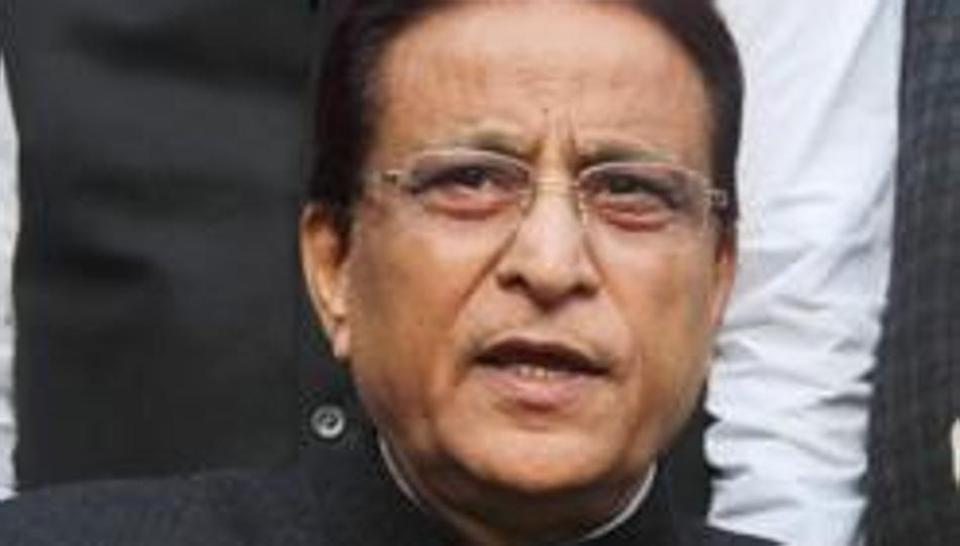 Azam Khan's offensive remark against Jaya Prada sparks outrage, FIRfiled