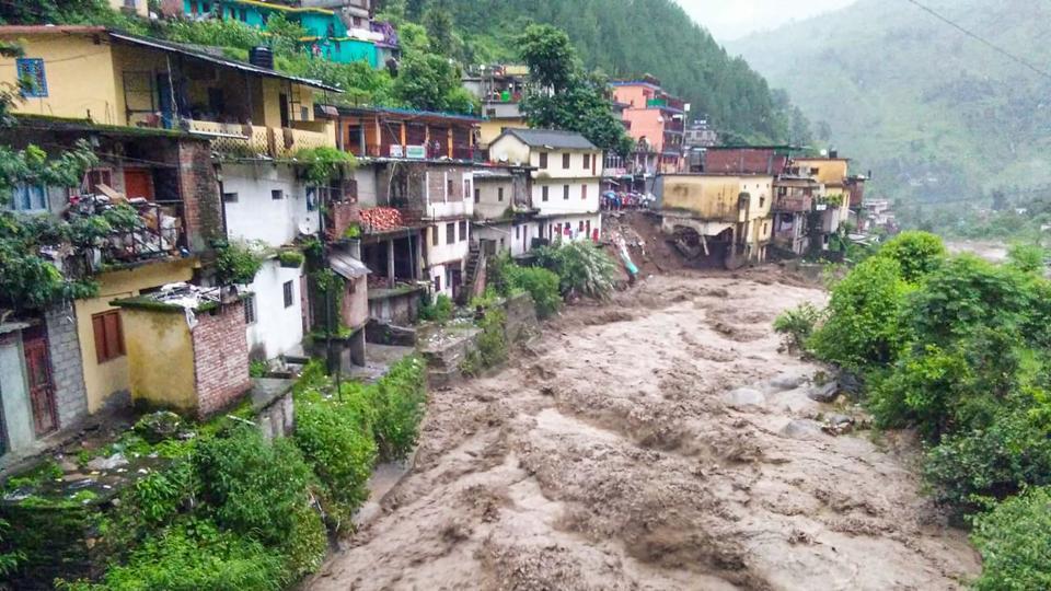 30 dead as Himachal Pradesh, Uttarakhand bear brunt of rain fury, Delhi on flood alert